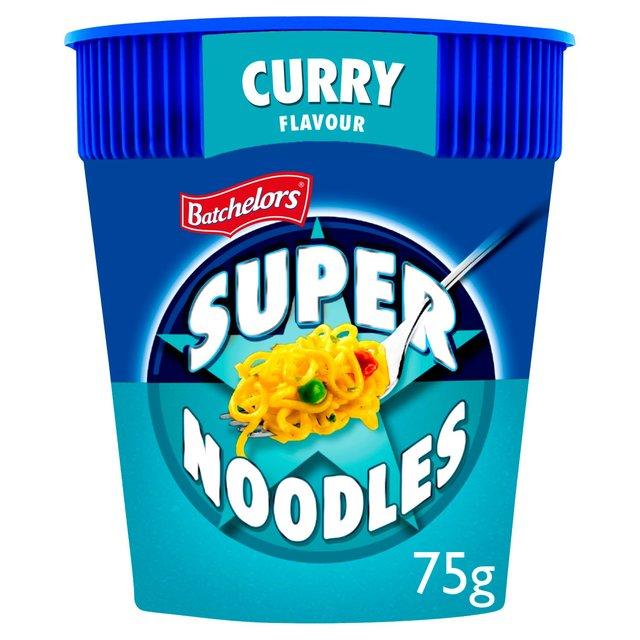 Batchelors Super Noodles Curry Pot