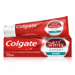 Colgate Max White Glossy Mint Whitening Toothpaste