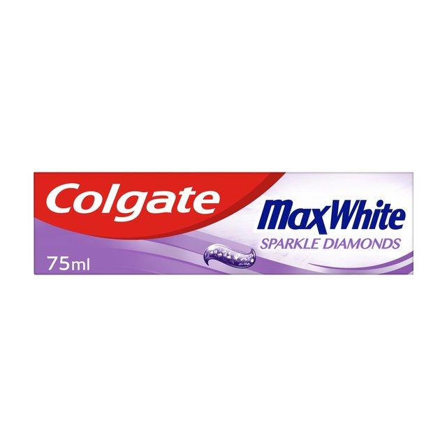 Colgate Max White Sparkle Diamonds Toothpaste