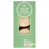 Morrisons Scottish Rough Oatcakes