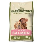 Harringtons Rich In Salmon & Potato Adult Dog Complete
