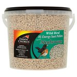 Dawn Chorus Wild Bird Hi-Energy Suet Pellets With Mealworms