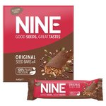Nine Original Seed Bars