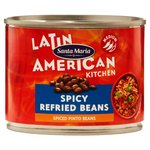 Santa Maria Spicy Refried Beans
