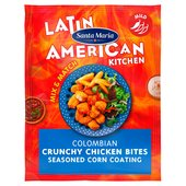 Santa Maria Colombian Crunchy Chicken Bites Mix