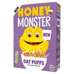 Honey Monster Puffed Oats