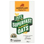Mornflake Superfast Lyle's Golden Syrup Porridge