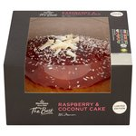 Morrisons The Best Raspberry & Coconut Cake