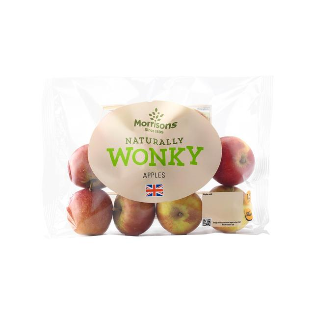 Morrisons Wonky Apples Minimum