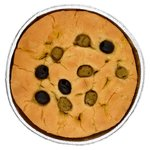 Morrisons Mixed Olive Focaccia