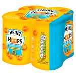 Heinz No Added Sugar Hoops