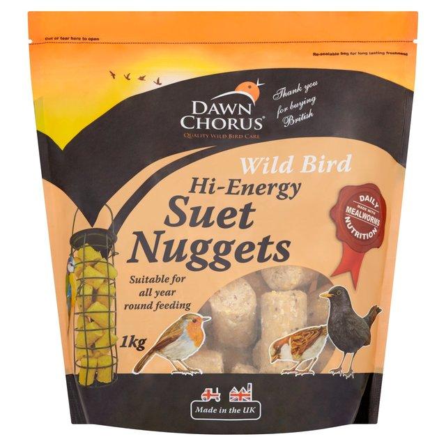 Dawn Chorus Suet Nuggets