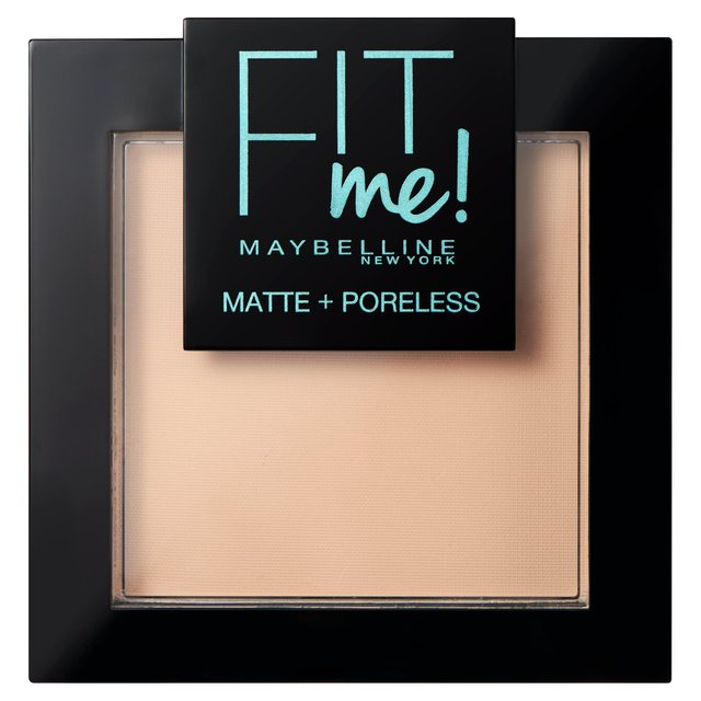 Maybelline Fit Matte & Poreless 105 Natural Ivory