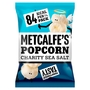 Metcalfe's Charity Sea Salt Popcorn
