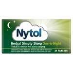 Nytol Herbal Simply Sleep One A Night Tablets