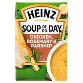 Heinz Soup of the Day Chicken, Parsnip & Rosemary