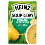 Heinz Soup of the Day Potato & Leek with Chives