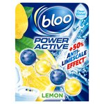 Bloo Power Active Fragrance Boost Lemon