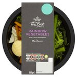 Morrisons The Best Dine In Rainbow Veg Medley