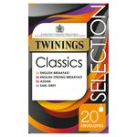 Twinings Classic Selection 20 Envelopes