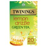 Twinings Lemon Drizzle Green Tea 20 Bags