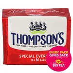 Thompson's Everyday Tea 80 Tea Bags