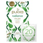 Pukka Cleanse, Organic Herbal Tea with Fennel & Peppermint, 20 Sachets