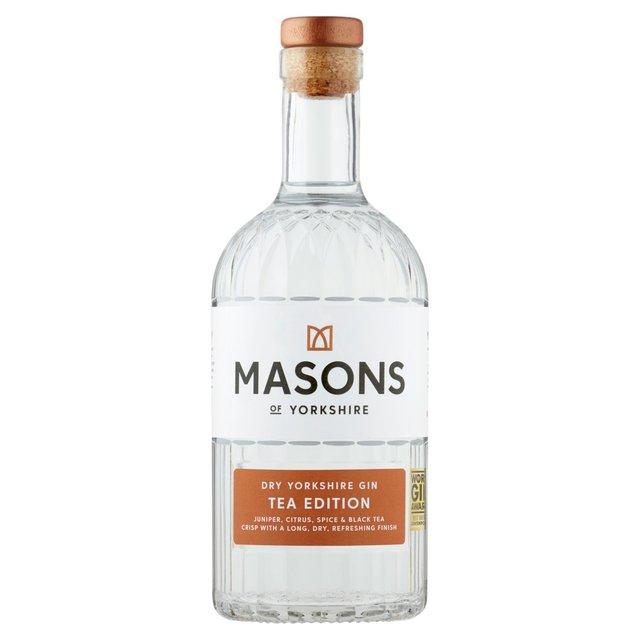 Masons Tea Edition Dry Yorkshire Gin