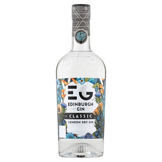 Edinburgh Gin Small Batch Distilled