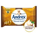 Andrex Smooth Touch Washlets Single Pack