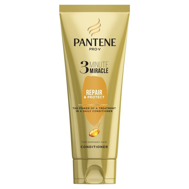 Pantene 3 Minute Miracle Repair and Protect Hair Conditioner