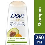 Dove Nourishing Secrets Strengthening Ritual Shampoo