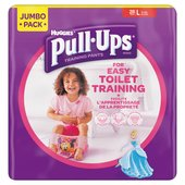 Huggies Pull Ups Training Pants For Girls Large Pants