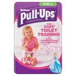 Huggies Pull Ups Training Pants For Girls Medium Pants