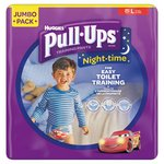 Huggies Pull Ups Night Time For Boys Large Pants