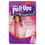 Huggies Pull Ups Night Time For Girls Large Pants