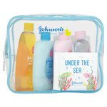 Johnson's Baby Essentials Bath Time Gift Bag