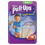 Huggies Pull Ups Training Pants Night Time Boys Medium