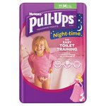 Huggies Pull Ups Training Pants Night Time Boys Girls Medium