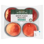 Morrisons Ready To Eat White Flesh Peaches
