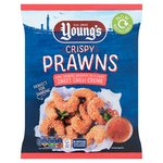 Youngs Crispy Prawns Sweet Chilli