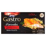 Youngs Gastro Marinades 2 Sweet Chilli Basa Fillets