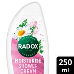 Radox Feel Calm Moisturising Shower Cream