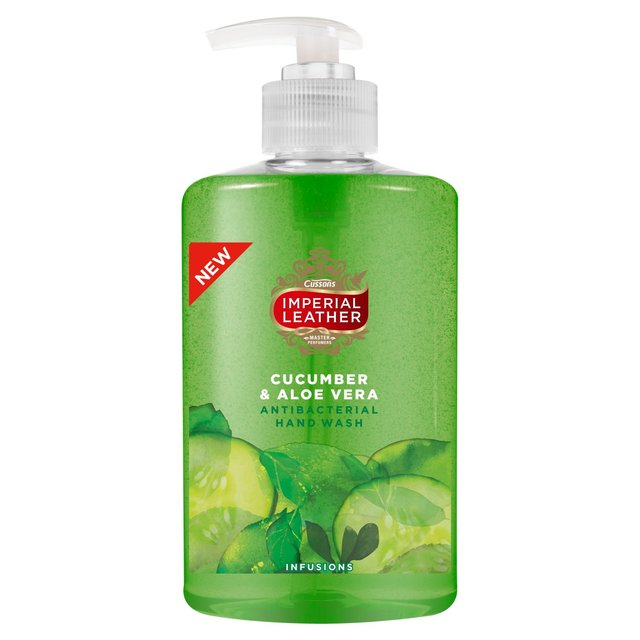 Imperial Leather Cucumber & Aloe Vera Hand Wash