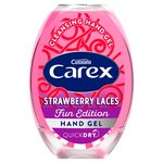Carex Protects Strawberry Laces Hand Gel