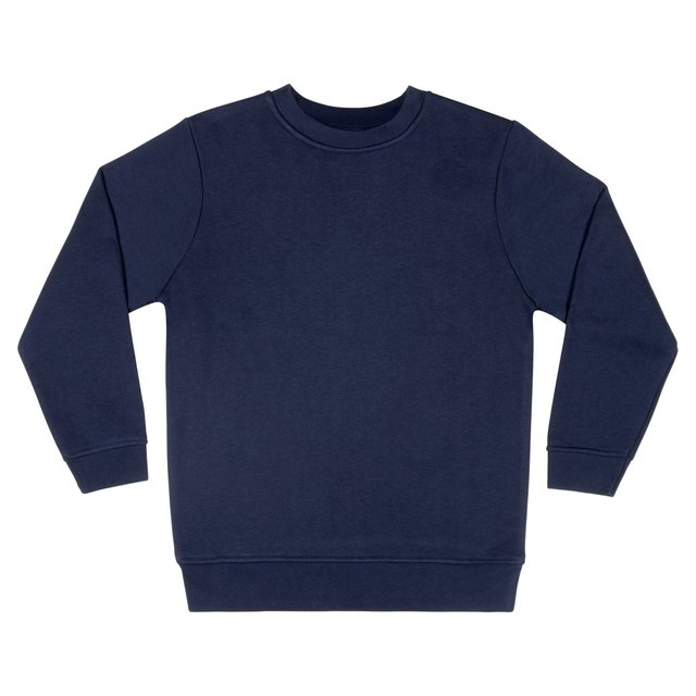 Nutmeg Navy Sweatshirt