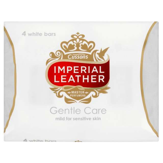 Imperial Leather Gentle Care Soap Bars