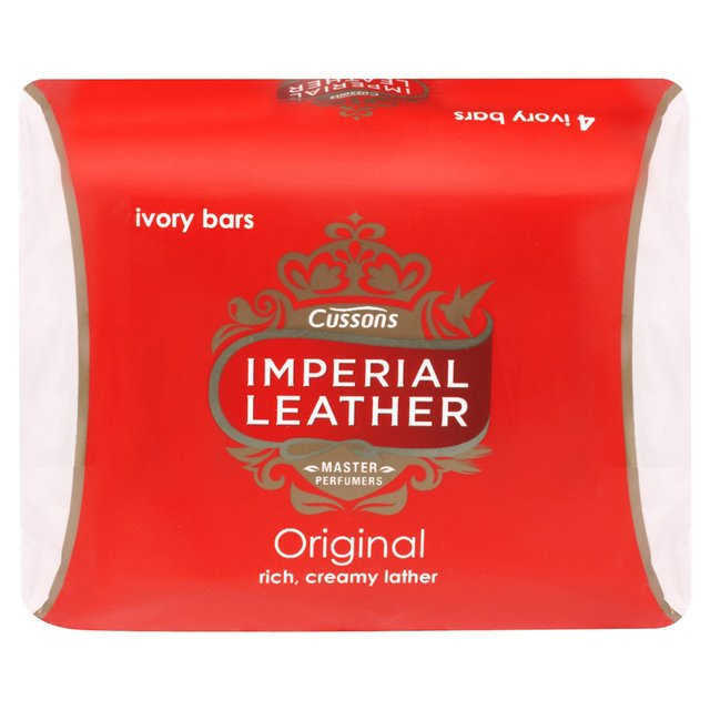 Imperial Leather Original Soap Bars