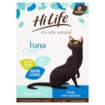 Hilife The Tuna One In Jelly 8 Pouches