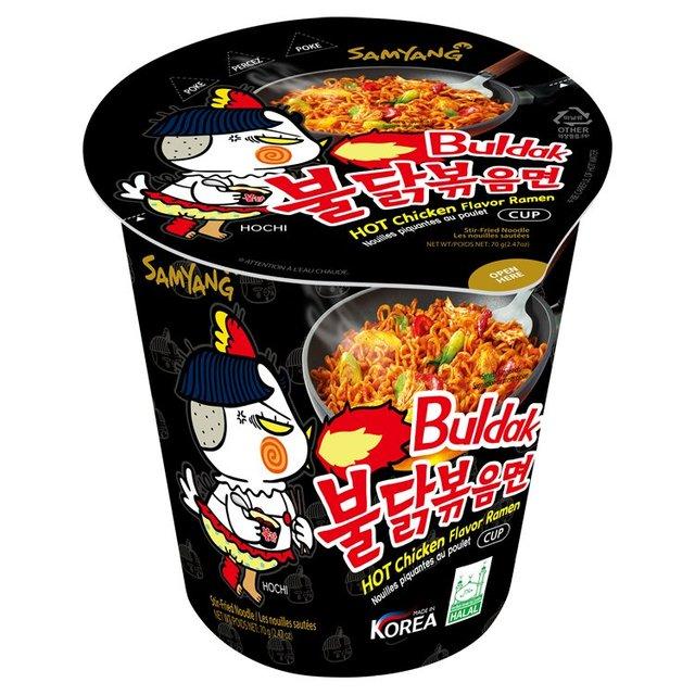 Samyang Hot Chicken Cup Ramen 70g